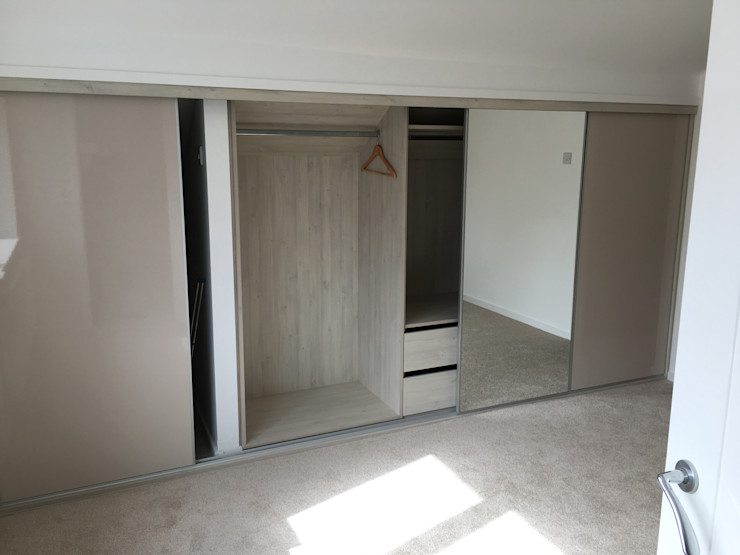 Mr Mrs M Peston Design 4 living UK Quartos minimalistas