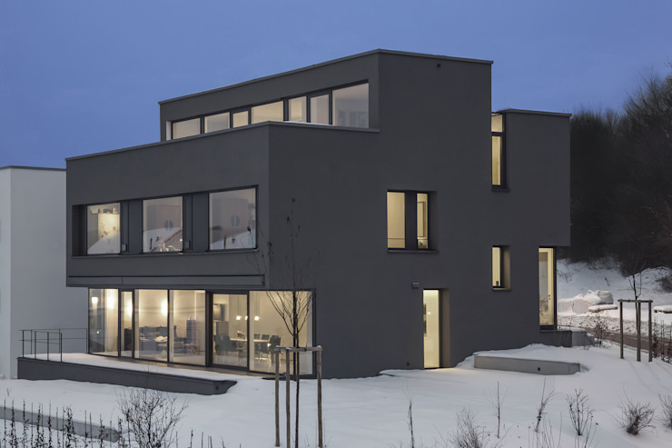 gerken.architekten+ingenieure Будинки Сірий