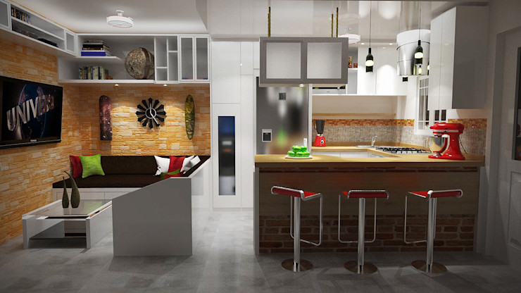 Rbritointeriorismo Salle à manger moderne