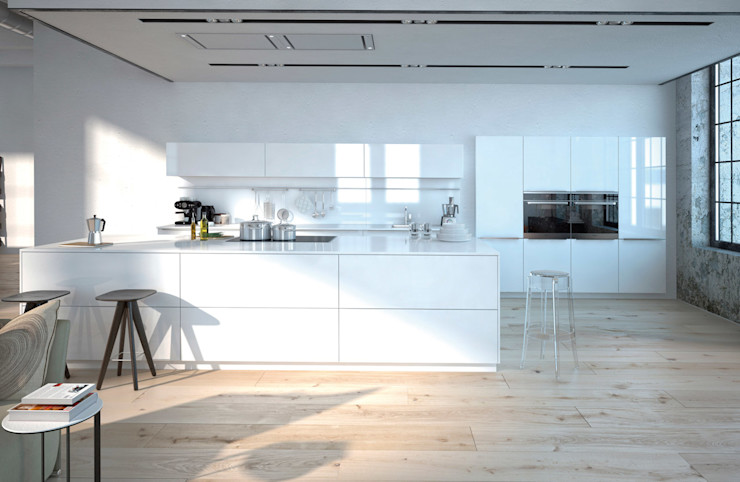 Klik Cocinas KitchenCabinets & shelves White