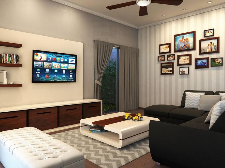 Cuarto de Juegos Interiorisarte Dormitorios infantiles modernos