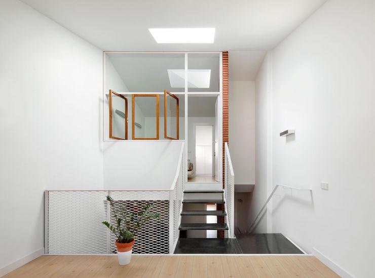Vallribera Arquitectes ห้องทำงาน/อ่านหนังสือ
