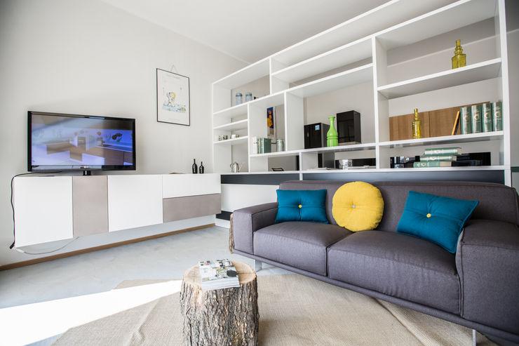 Vibo Cucine sas di Olivero Bruno e c. Living room