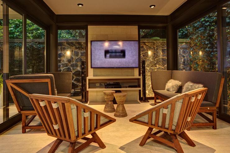 RIMA Arquitectura Modern living room