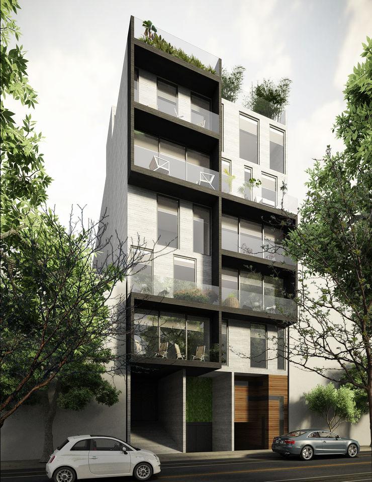 Sulkin Askenazi Modern Houses