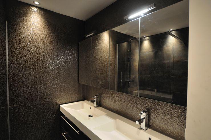 AGZ badkamers en sanitair BathroomStorage Wood Brown