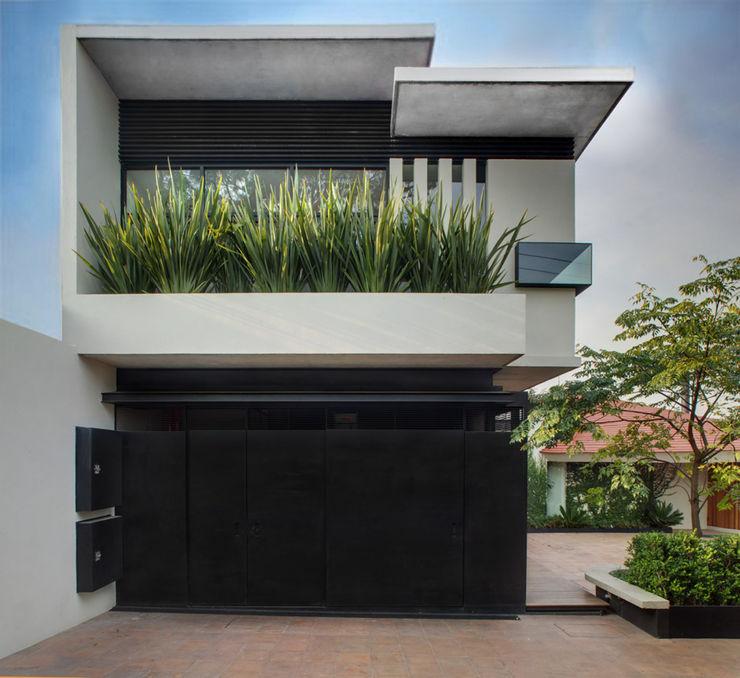 Casa LA 356 - RIMA Arquitectura RIMA Arquitectura Casas modernas Concreto