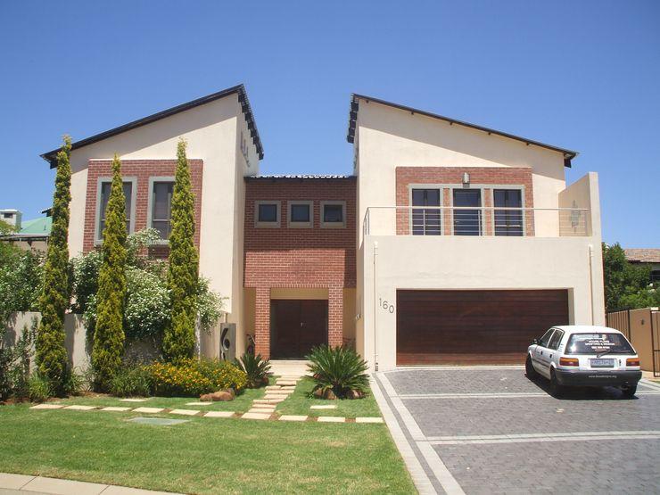 Eagle Canyon House Blue Designs Architectural Designers Modern houses Bricks