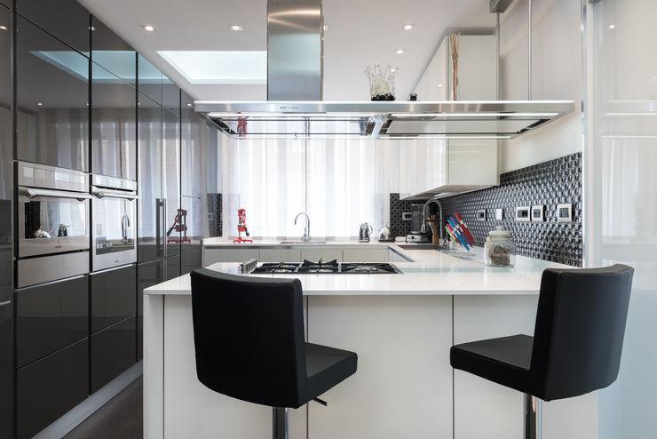 Appartamento Roma Quartiere Africano Paolo Fusco Photo Cucina moderna