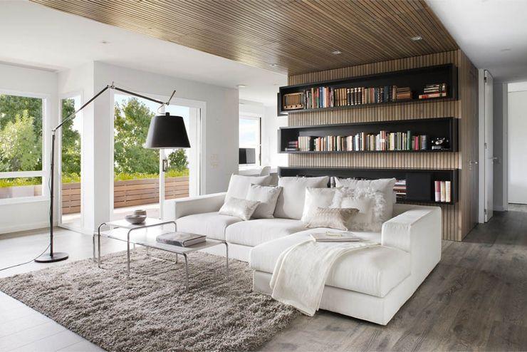 GSI Interior Design & Manufacture Ruang Media Minimalis