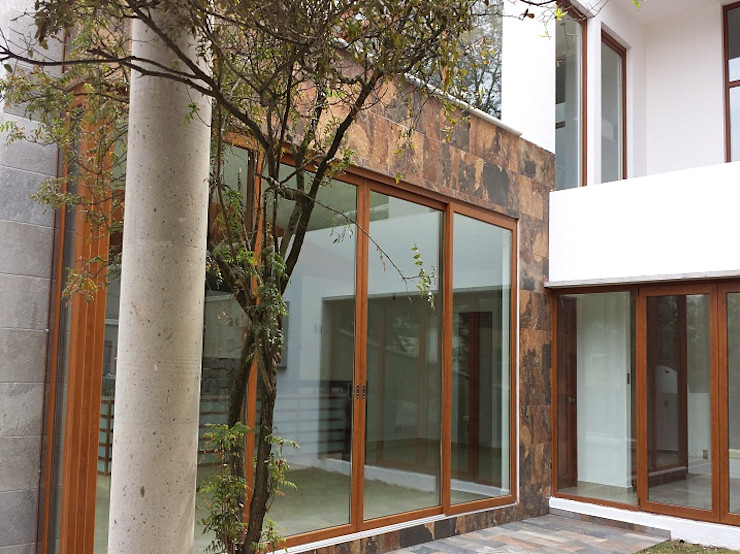 homify Окна и двери в стиле модерн