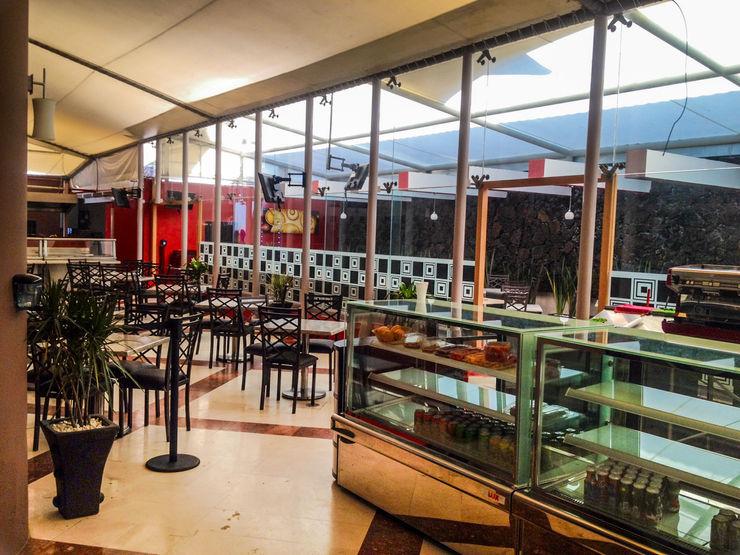 Últimos trabajos Spazio3Design Modern balcony, veranda & terrace