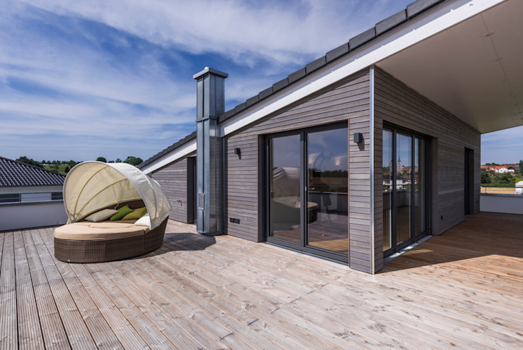 KitzlingerHaus GmbH & Co. KG Балкон, веранда и террасаАксессуары и декор