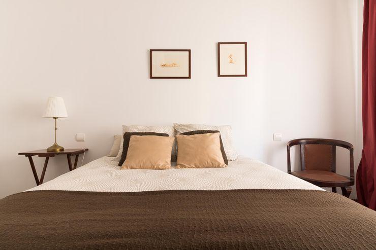 Become a Home غرفة نوم
