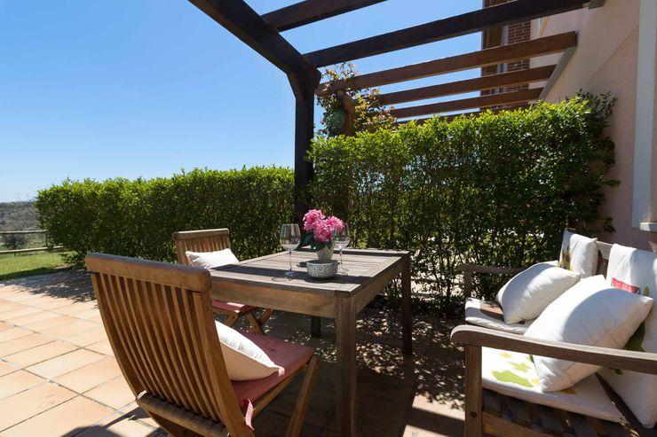 Become a Home Scandinavische balkons, veranda's en terrassen