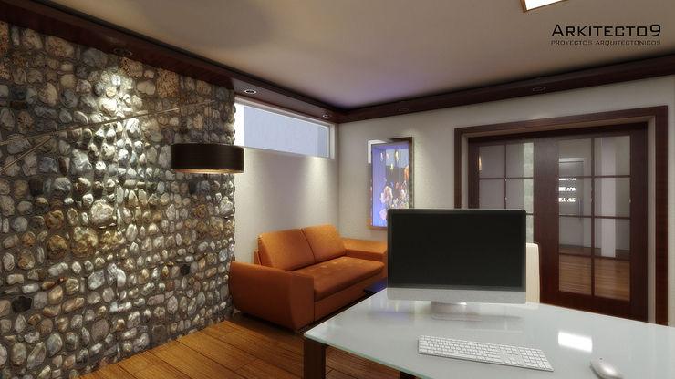 arquitecto9.com Minimalist study/office