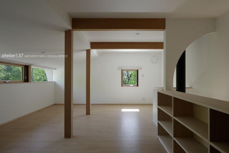 atelier137 ARCHITECTURAL DESIGN OFFICE 視聽室