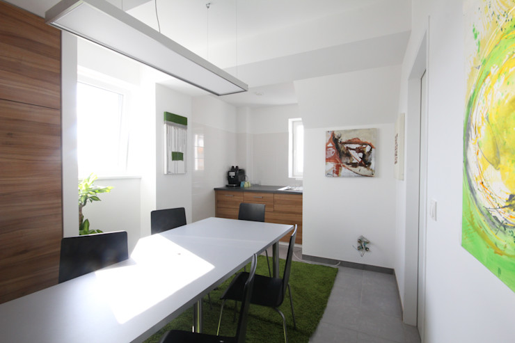 Kathameno Interior Design e.U. Modern offices & stores