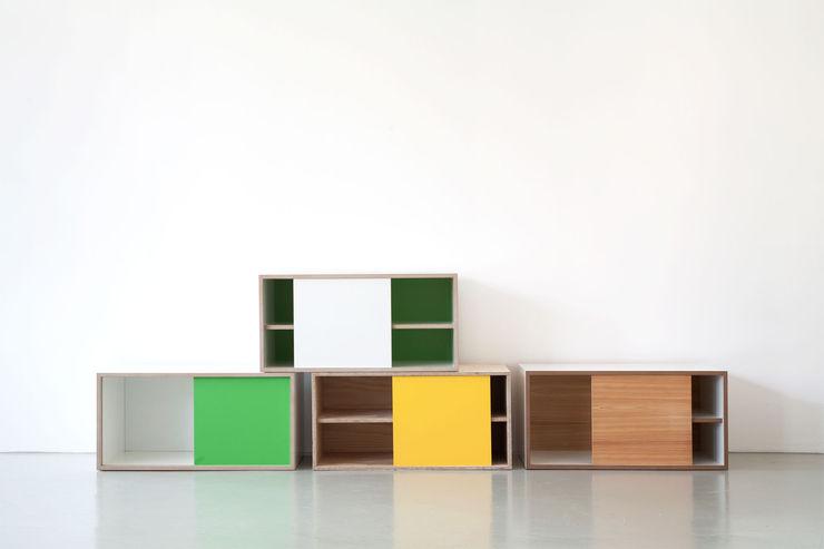 BOX Maison du Bonheur ArbeitszimmerAufbewahrungen