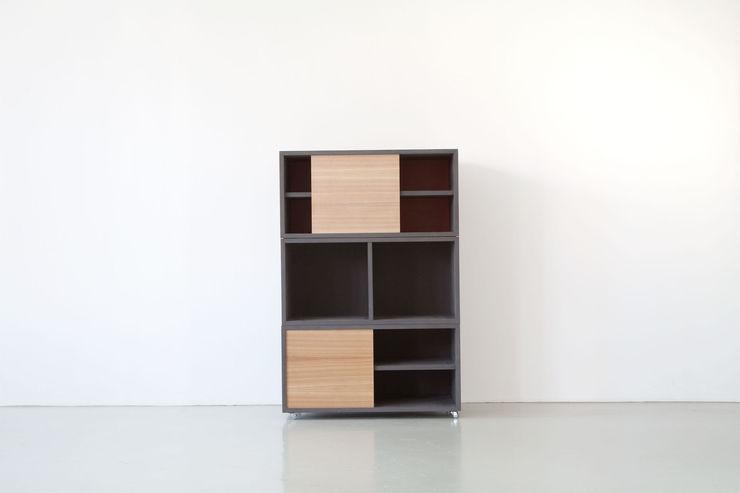 BOX Maison du Bonheur ArbeitszimmerSchränke und Regale