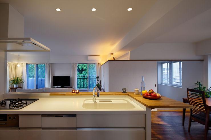 向山建築設計事務所 Modern kitchen