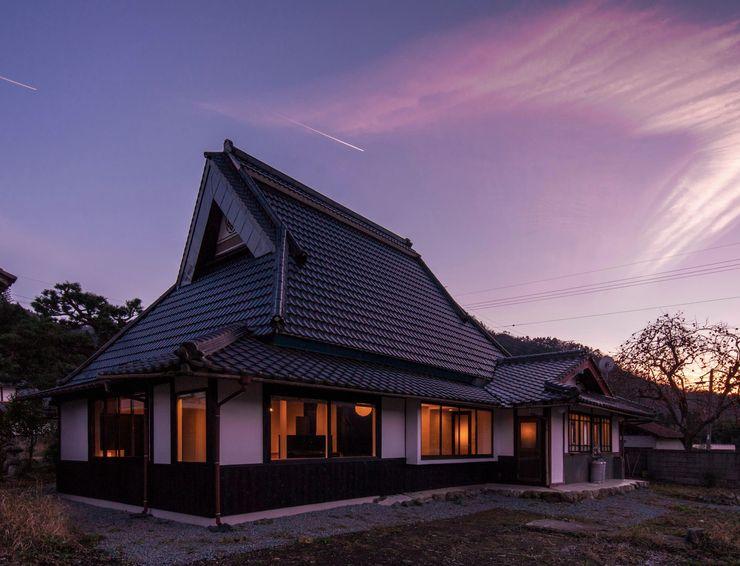 美山のK邸改修 Kawakatsu Design クラシカルな 家