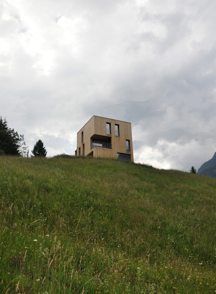 EXIT architects Modern houses