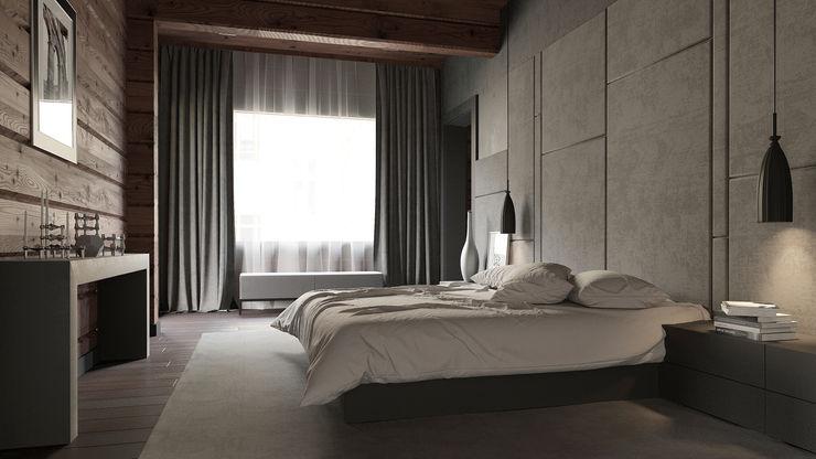 EcoHouse Group Chambre minimaliste