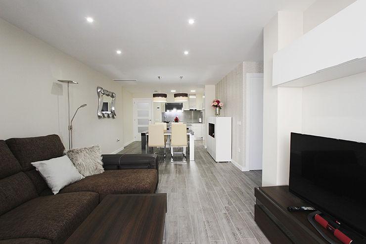 Novodeco 现代客厅設計點子、靈感 & 圖片