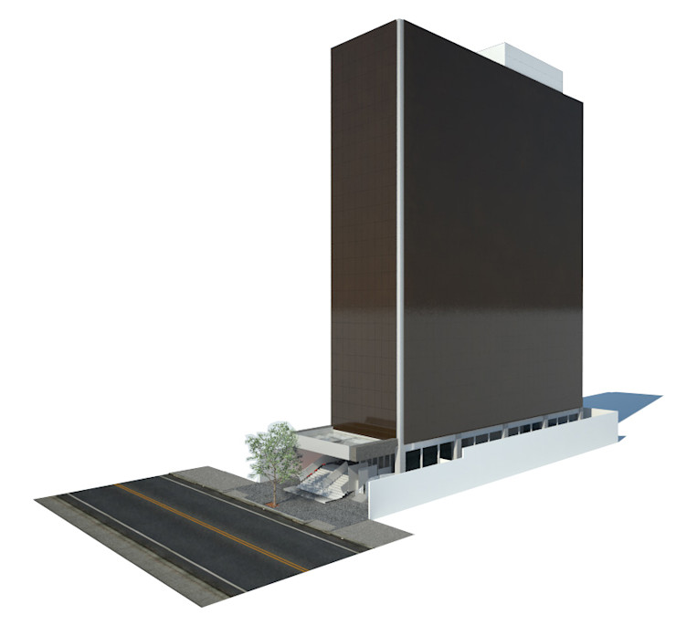 Coletivo de Arquitetos Office buildings