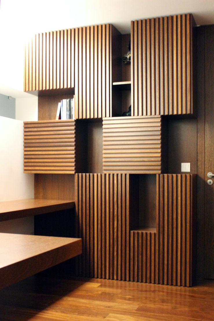 PFS-arquitectura 書房/辦公室