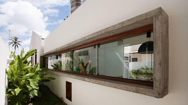 Coletivo de Arquitetos Minimalist house