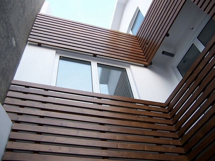 Arquitecto Aguiar Mediterranean style houses