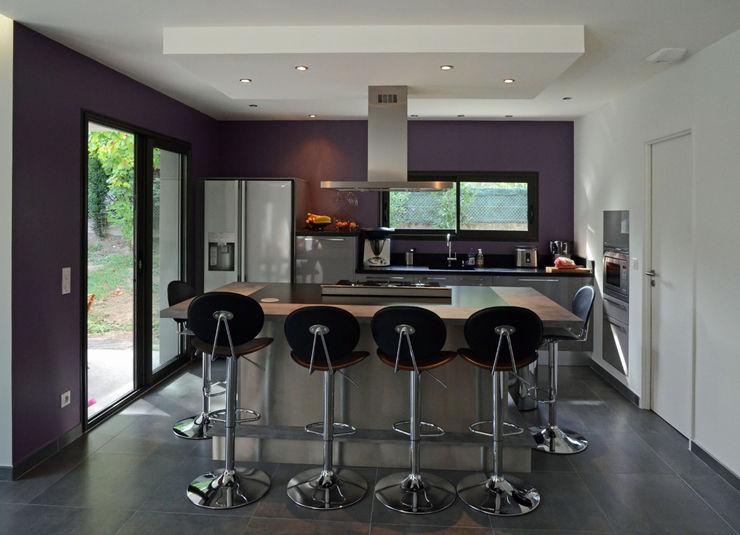 Pierre Bernard Création Moderne Küchen