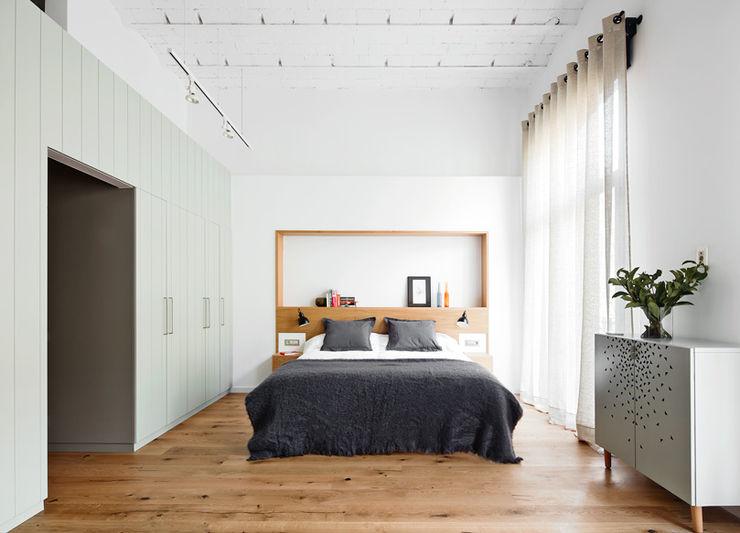 BONBA studio Спальня
