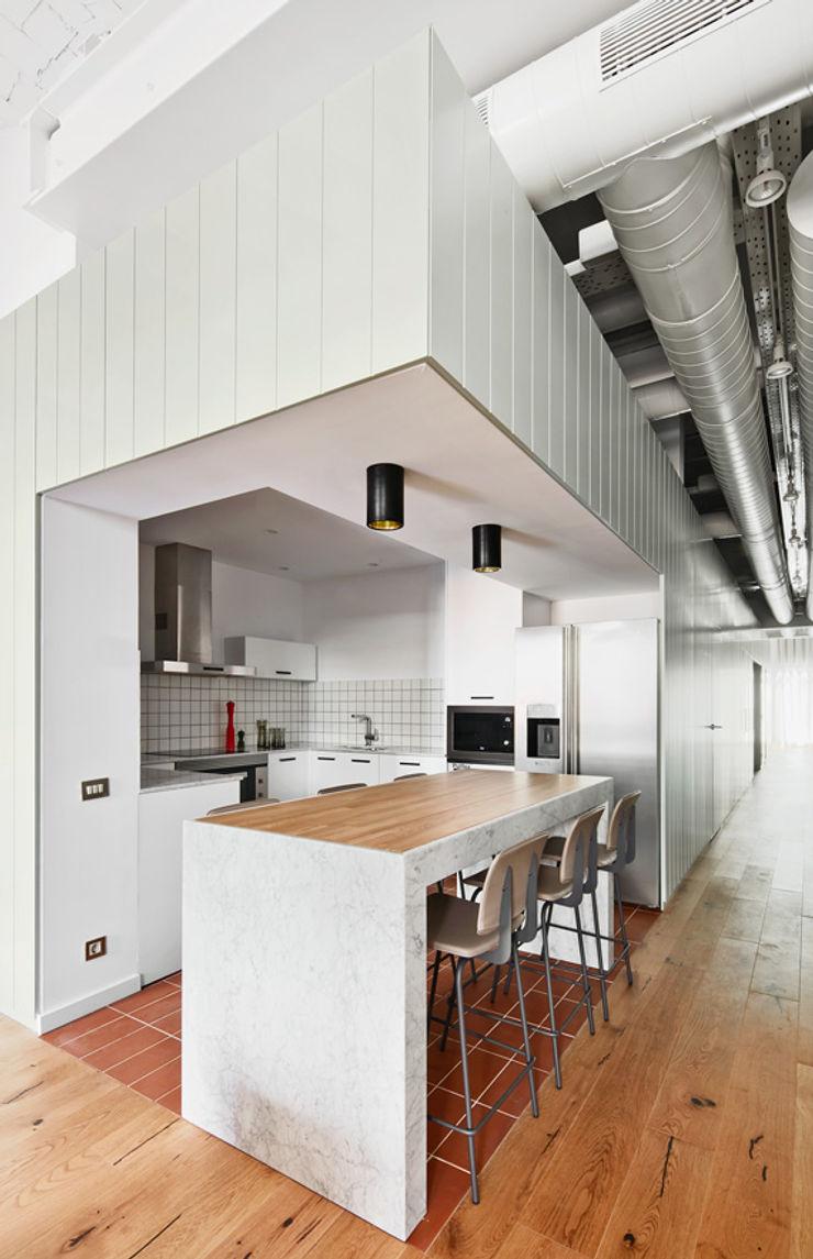 BONBA studio Кухня