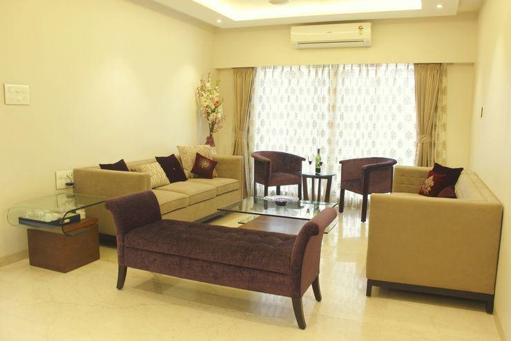 .. homify Minimalist living room