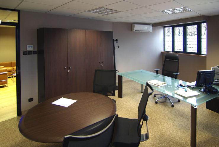 Bureau avec coin réunion Pierre Bernard Création Espaces de bureaux classiques