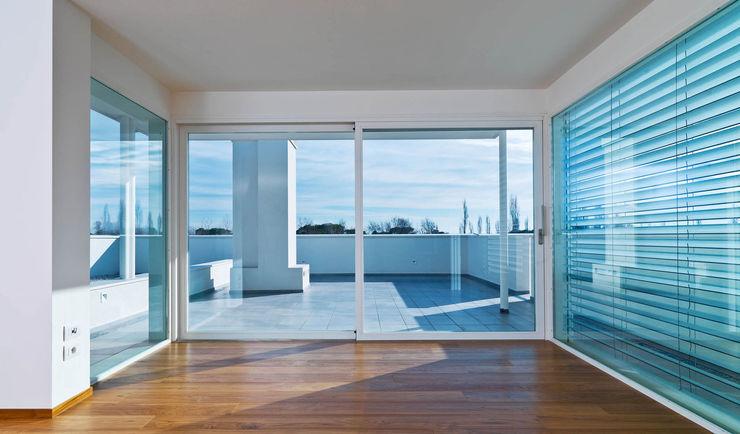 Tucommit Cửa sổ & cửa ra vào phong cách hiện đại
