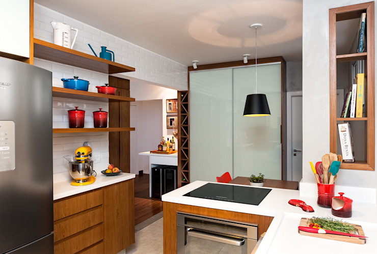 Ambienta Arquitetura Кухня