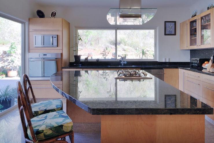Excelencia en Diseño Kitchen Wood-Plastic Composite Black