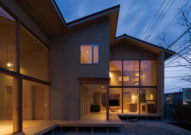 中山大輔建築設計事務所/Nakayama Architects Taman Gaya Eklektik