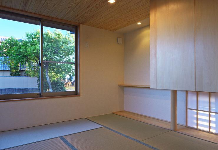 かんばら設計室 Eclectic style media room