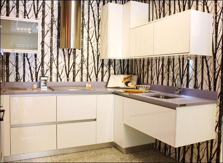 Galeria Milar Lobo Estudio Cocinas 現代廚房設計點子、靈感&圖片