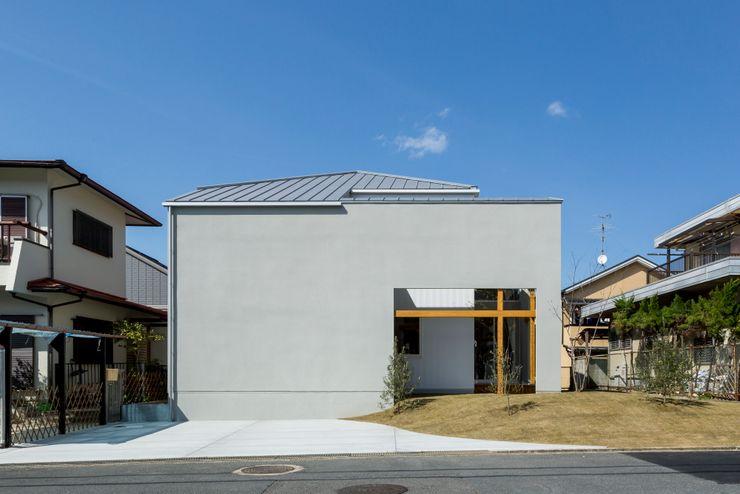 ALTS DESIGN OFFICE Spa Gaya Rustic Kayu Wood effect