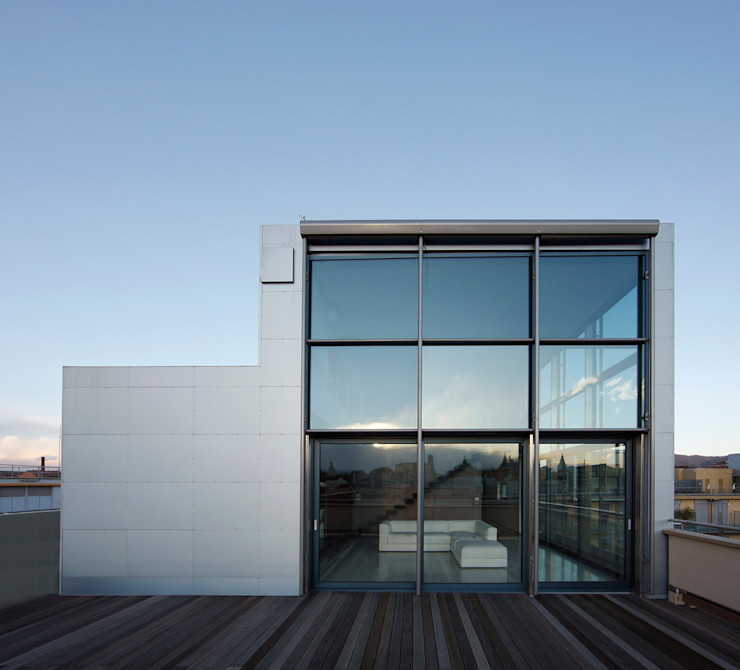 Studio Fabio Fantolino Rumah Modern