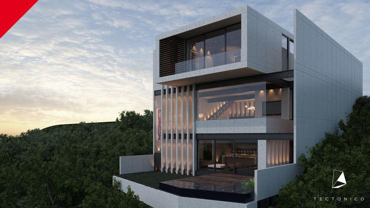 Tectónico Modern houses