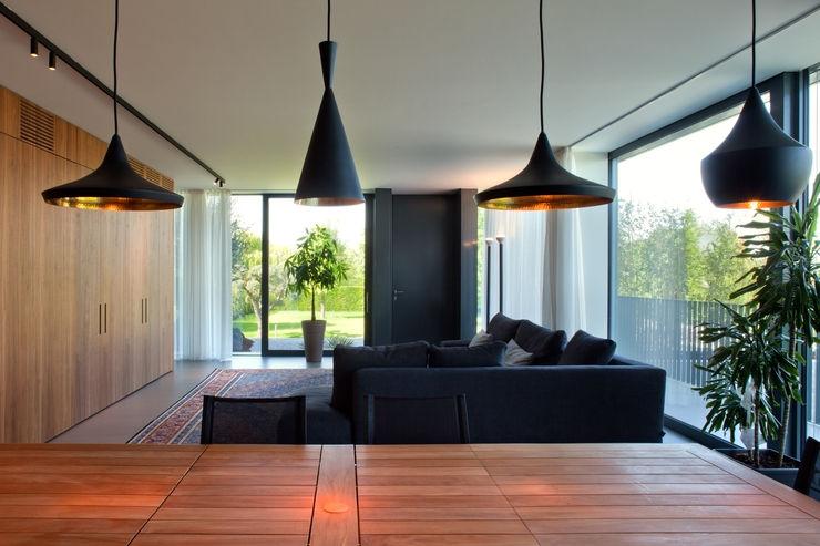 MIDE architetti Salon moderne