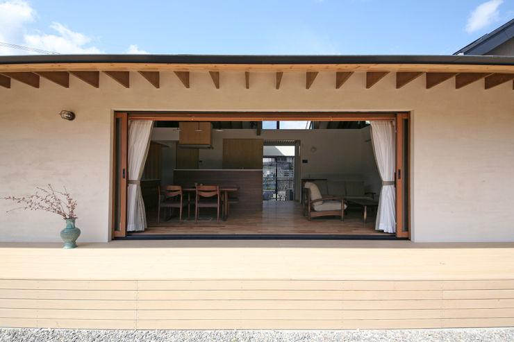 設計事務所アーキプレイス 現代房屋設計點子、靈感 & 圖片