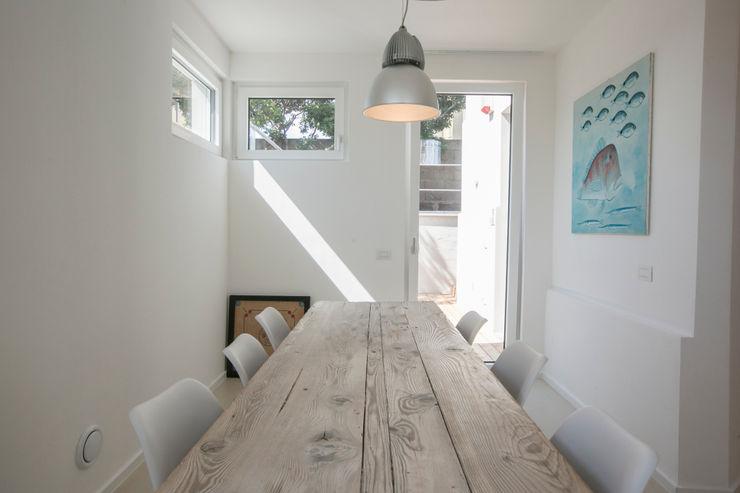 mc2 architettura Mediterranean style dining room